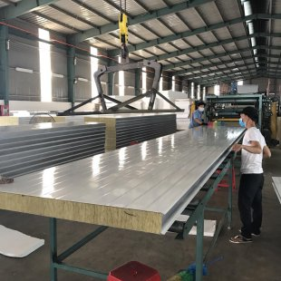 CUNG CẤP PANEL EPS, PANEL ROCKWOOL, PANEL XPS, PANEL GLASSWOOL, PANEL PU
